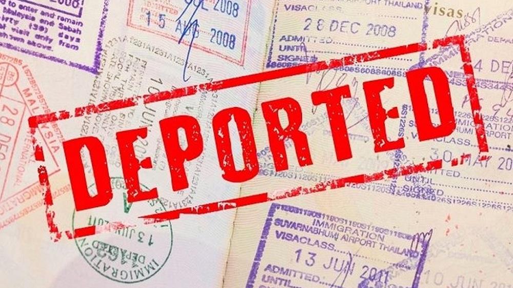 Отменить депортацию из России