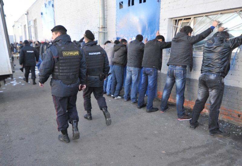 Проверить запрет на въезд в Россию!